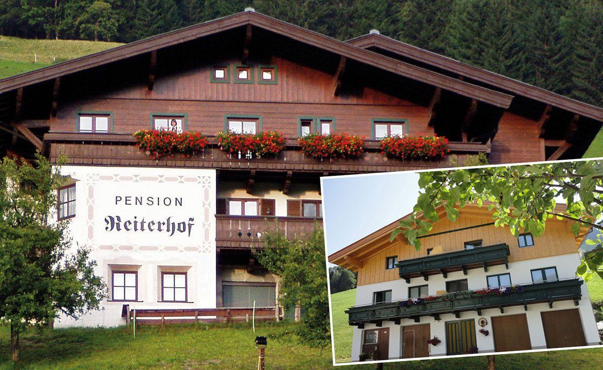 Herzlich Willkommen in der Pension Reiterhof!