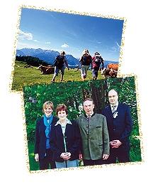 Familie Mitteregger Reiterhof Maria Alm
