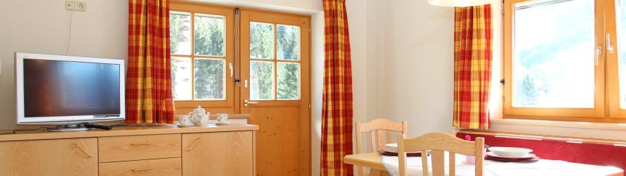 Appartement oder Konfortzimmer